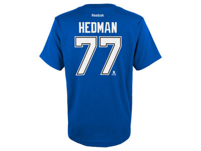 Tampa Bay Lightning Victor Hedman NHL Toddler Player T-Shirt