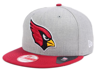 Arizona Cardinals New Era NFL Heather 2 Tone 9FIFTY Snapback