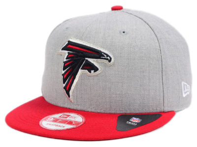 Atlanta Falcons New Era NFL Heather 2 Tone 9FIFTY Snapback