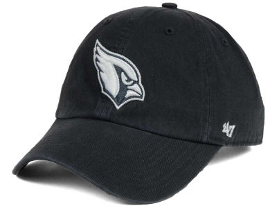 Arizona Cardinals '47 NFL Charcoal White '47 CLEAN UP Cap