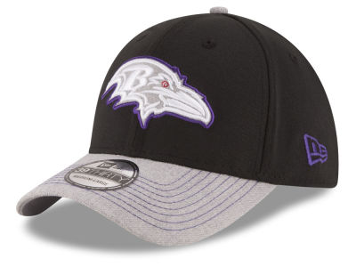 Baltimore Ravens New Era NFL Heather 39THIRTY Cap
