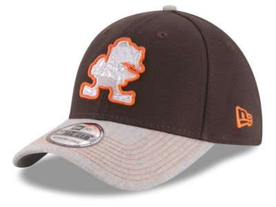 Cleveland Browns New Era NFL Heather 39THIRTY Cap