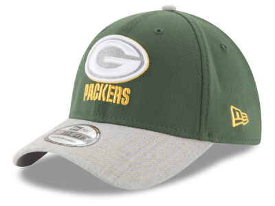 Green Bay Packers New Era NFL Heather 39THIRTY Cap
