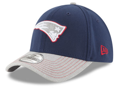 New England Patriots New Era NFL Heather 39THIRTY Cap