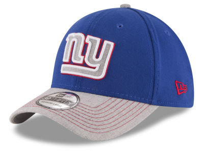 New York Giants New Era NFL Heather 39THIRTY Cap