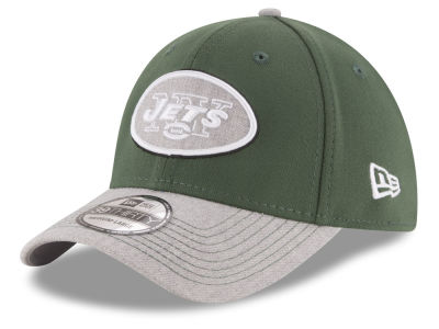 New York Jets New Era NFL Heather 39THIRTY Cap
