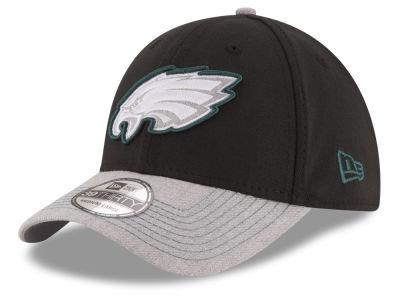 Philadelphia Eagles New Era NFL Heather 39THIRTY Cap