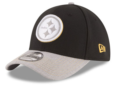 Pittsburgh Steelers New Era NFL Heather 39THIRTY Cap