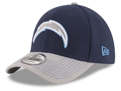 San Diego Chargers New Era NFL Heather 39THIRTY Cap