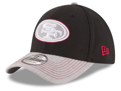 San Francisco 49ers New Era NFL Heather 39THIRTY Cap