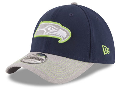 Seattle Seahawks New Era NFL Heather 39THIRTY Cap