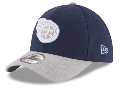 Tennessee Titans New Era NFL Heather 39THIRTY Cap