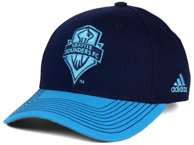 Seattle Sounders FC MLS Hot TC Snapback Cap