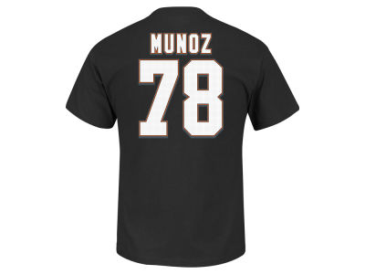 Cincinnati Bengals Anthony Munoz Majestic NFL Men's Hall Of Fame Eligible Receiver III T-Shirt