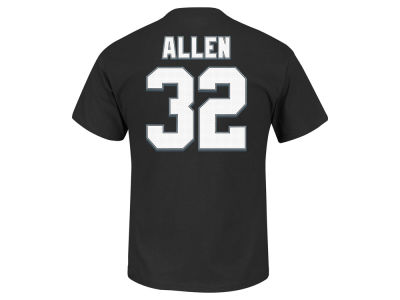 Los Angeles Raiders Marcus Allen Majestic NFL Men's Hall Of Fame Eligible Receiver III T-Shirt