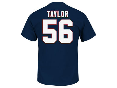 New York Giants Lawrence Taylor Majestic NFL Men's Hall Of Fame Eligible Receiver III T-Shirt