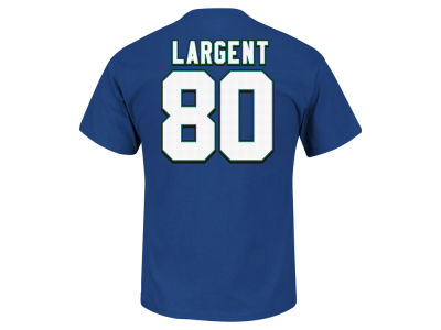 Seattle Seahawks Steve Largent Majestic NFL Men's Hall Of Fame Eligible Receiver III T-Shirt