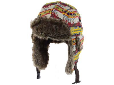 LIDS Private Label Tribal Print Flap Hat