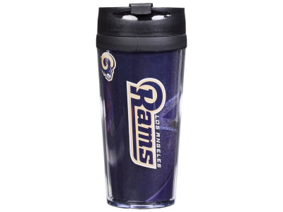 Los Angeles Rams 16oz Travel Tumbler