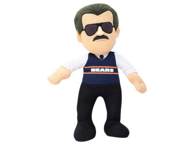 Chicago Bears Mike Ditka 10inch Player Plush Doll