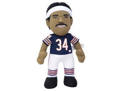 Chicago Bears Walter Payton 10inch Player Plush Doll
