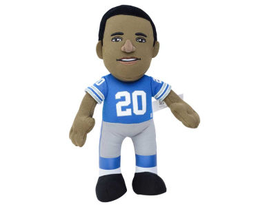 Detroit Lions Barry Sanders 10inch Player Plush Doll