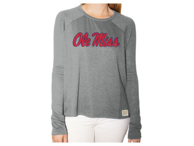 Ole Miss Rebels NCAA Women's Retro Alicia Long Sleeve T-Shirt
