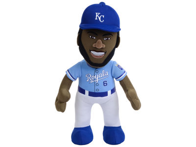 Kansas City Royals Lorenzo Cain 10inch Player Plush Doll