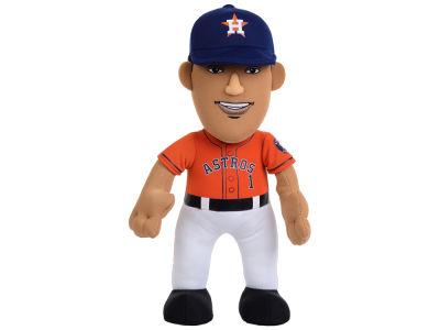 Houston Astros Carlos Correa 10inch Player Plush Doll