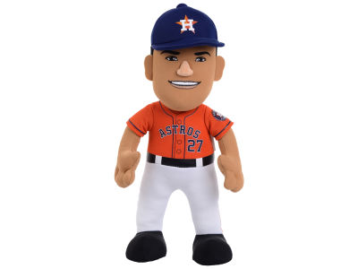 Houston Astros Jose Altuve 10inch Player Plush Doll