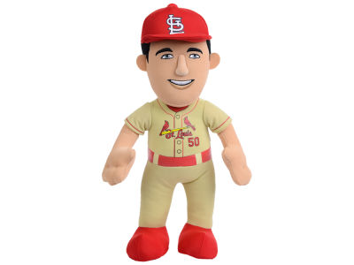 St. Louis Cardinals Adam Wainwright 10inch Player Plush Doll