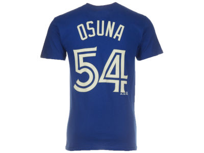 Toronto Blue Jays Roberto Osuna Majestic MLB Men's Official Player T-Shirt