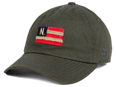 Nebraska Cornhuskers Top of the World NCAA Flag Adjustable Cap