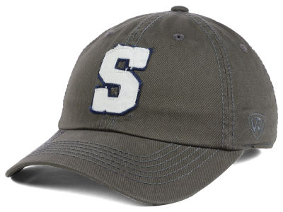 Penn State Nittany Lions Top of the World NCAA Flag Adjustable Cap