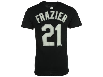 Chicago White Sox Todd Frazier Majestic MLB Men's Official Player T-Shirt