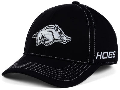 Arkansas Razorbacks Top of the World NCAA Dynamic Stretch Cap