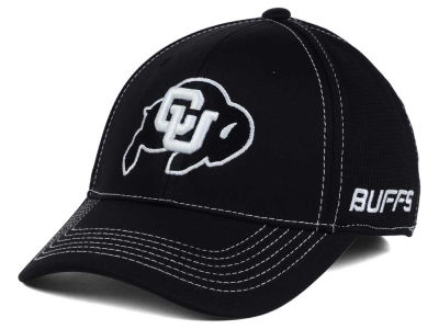 Colorado Buffaloes Top of the World NCAA Dynamic Stretch Cap