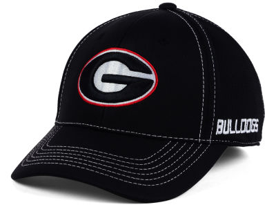 Georgia Bulldogs Top of the World NCAA Dynamic Stretch Cap