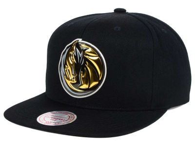 Dallas Mavericks Mitchell and Ness NBA Carat Snapback Cap