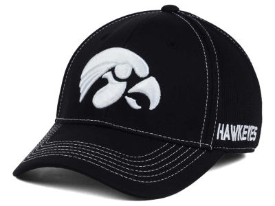 Iowa Hawkeyes Top of the World NCAA Dynamic Stretch Cap