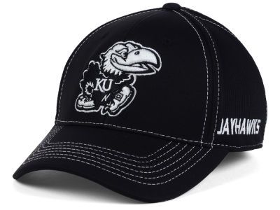 Kansas Jayhawks Top of the World NCAA Dynamic Stretch Cap