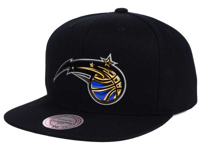 Orlando Magic Mitchell and Ness NBA Carat Snapback Cap