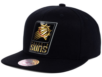 Phoenix Suns Mitchell and Ness NBA Carat Snapback Cap
