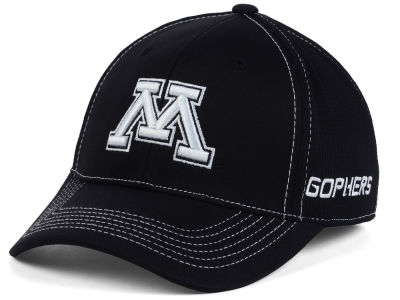 Minnesota Golden Gophers Top of the World NCAA Dynamic Stretch Cap