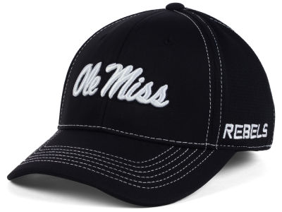 Ole Miss Rebels Top of the World NCAA Dynamic Stretch Cap