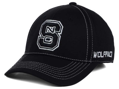 North Carolina State Wolfpack Top of the World NCAA Dynamic Stretch Cap