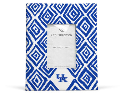 Kentucky Wildcats Diamond Picture Frame