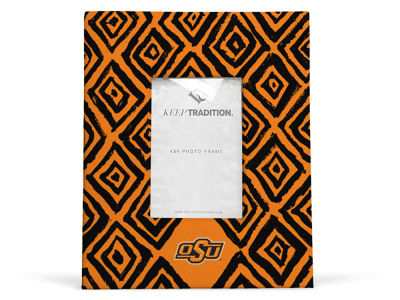 Oklahoma State Cowboys Diamond Picture Frame