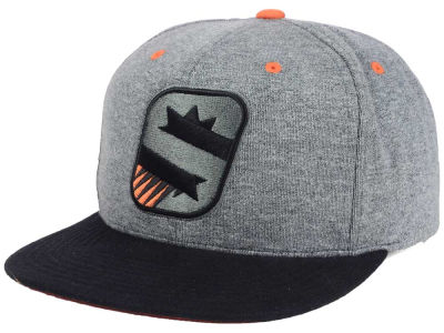 Phoenix Suns Mitchell and Ness NBA Black Broad St Snapback Cap