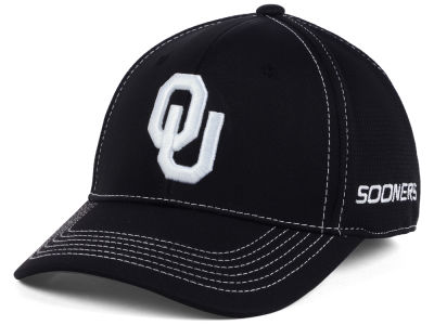 Oklahoma Sooners Top of the World NCAA Dynamic Stretch Cap